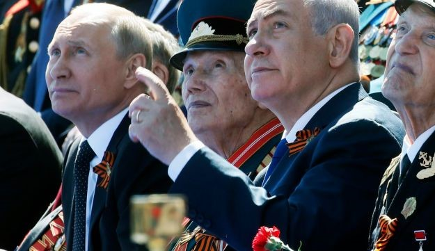 Putin Netanyahu 2